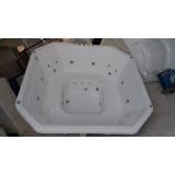 instalação de banheira spa 8 lugares São Miguel do Guaporé