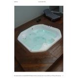 instalação de banheira hidráulica