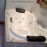 instalação de banheira para banheiro
