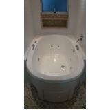 instalação de banheiras para banheiro Presidente Médici