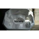 instalação de banheira spa 5 lugares