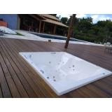 instalação de banheira spa 8 lugares