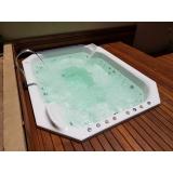 loja para comprar banheira spa com cama Marechal Thaumaturgo