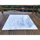 loja para comprar banheira spa completa Triunfo