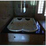loja de banheira dupla