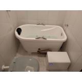 ofurô para banheiro preço Caarapó