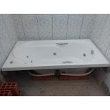 onde comprar banheira individual pequena Lajeado do Bugre