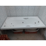 onde comprar banheira individual pequena Amapá