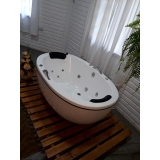 onde comprar banheira ofurô com deck Nova Brasilândia d'Oeste