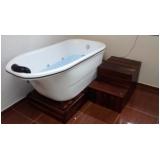 onde comprar banheira ofurô individual Canguaretama