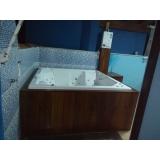 onde comprar banheira spa com assento Nova Brasilândia d'Oeste