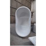 onde encontrar fabricante de banheira com assento Bento Ribeiro