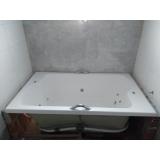 onde encontrar venda de banheira para banheiro Jacarepaguá