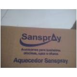 onde encontro aquecedor para banheira de hidro a gás Araguaína