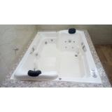 onde encontro instalação de banheira dupla com hidro Ponta Porã