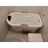 onde encontro venda de banheira ofurô de fibra Sagrada Família