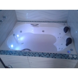 preço de banheira com suporte Nova Prata