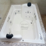promoção de banheira grande com suporte Várzea Grande