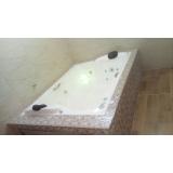 quanto custa banheira hidro de canto Poço Redondo