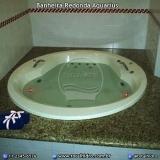 quanto custa banheira redonda simples Monte Sião