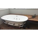 quanto custa fabricante de banheira com suporte Igarassu