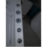 quanto custa fabricante de banheira completa Capela