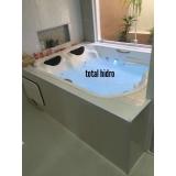 quanto custa fabricante de banheira para duas pessoas Luís Correia