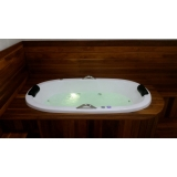 quanto custa instalação de banheira dupla Sousa