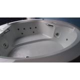 quanto custa instalação de banheira redonda hidro Cotia