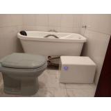 quanto custa ofurô para banheiro Jaru
