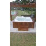 quanto é instalação de banheira spa 4 lugares Colinas do Tocantins