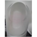 venda de banheira de fibra Barra do Garças
