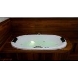 venda de banheira ofurô de fibra preço Trindade