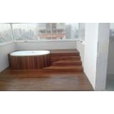 venda de banheira ofurô externa valor Itaquaquecetuba