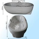 venda de banheira ofurô externa Criciúma