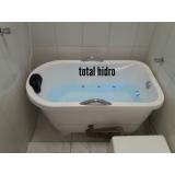 venda de banheira ofurô fibra Aquiraz