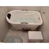 venda de banheira ofurô individual Itaboraí