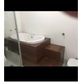 venda de banheira em apartamento